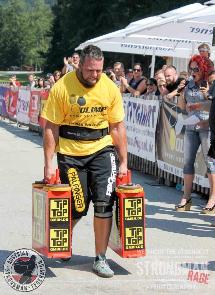 Andreas Altmann Strongman
